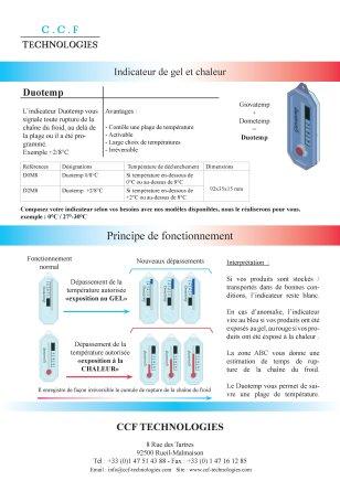 Chaine de froid pdf